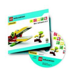 LEGO Education WeDo szoftver (v. 1. 2) és építő csomag