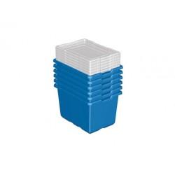 Tároló dobozok (6 db)