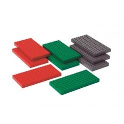 Kicsi LEGO alaplapok csomag