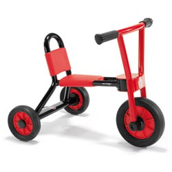 Lábbalhajtós tricikli