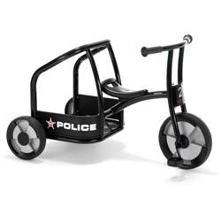 Rendőr tricikli