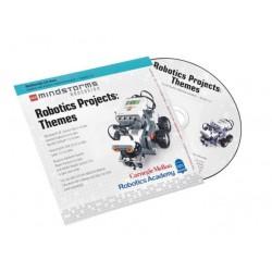 Robotika projektek csomag NTX-hez