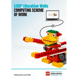WeDo Computing Scheme of Work