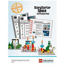 StoryStarter Space Expansion Set Curriculum Pack