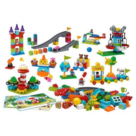 Vidámpark szett (LEGO STEAM Park)