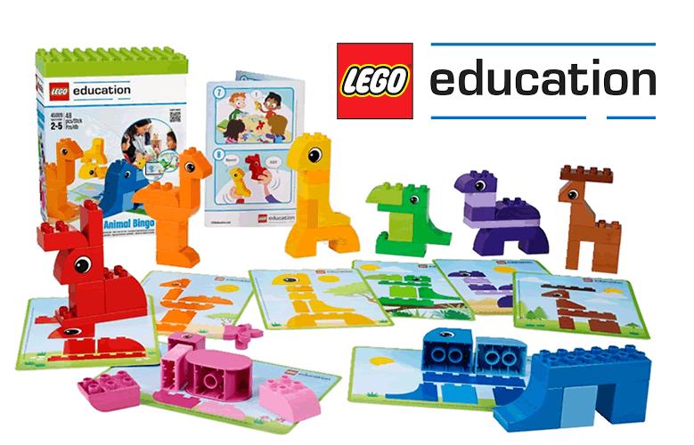 Állati Bingo - LEGO Duplo