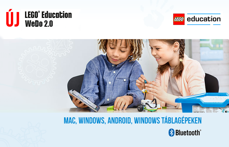 LEGO Education - új WeDo 2.0